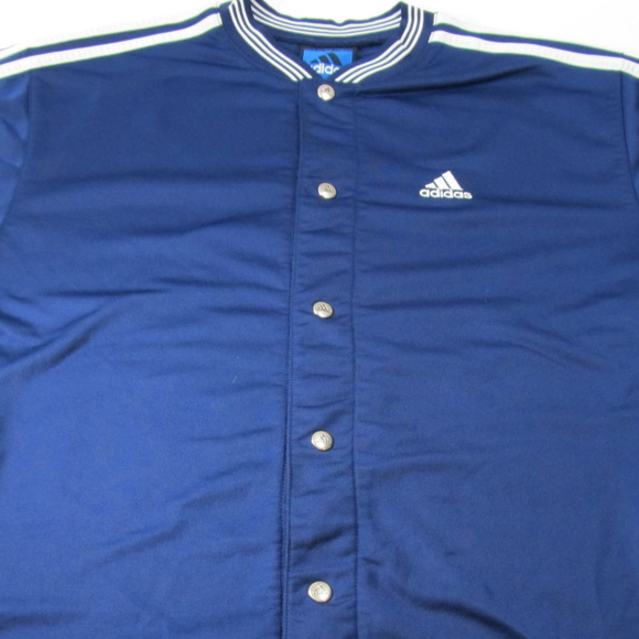 adidas button up jersey Shop Clothing & Shoes Online
